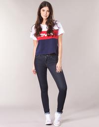 Îmbracaminte Femei Jeans skinny Levi's 711 SKINNY To / The / Nine