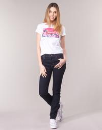 Îmbracaminte Femei Jeans drepti Levi's 724 HIGH RISE STRAIGHT To / The / Nine