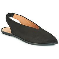 Pantofi Femei Balerin și Balerini cu curea Jonak APIO Negru