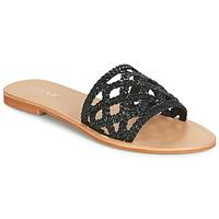 Pantofi Femei Papuci de vară Jonak WEB Negru