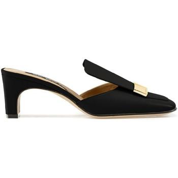 Pantofi Femei Șlapi Sergio Rossi A78000MNAN07110_1000 nero