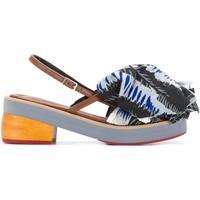 Pantofi Femei Sandale  Marni SAMSY09G06TCW04 multicolore