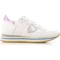 Pantofi Femei Pantofi sport Casual Philippe Model THLD VP01 bianco