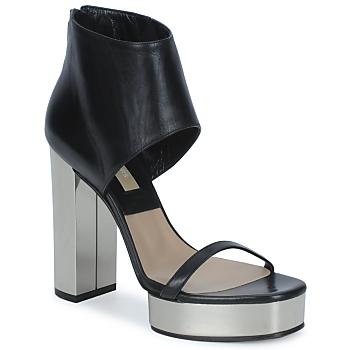 Pantofi Femei Sandale  Michael Kors 17194 Black