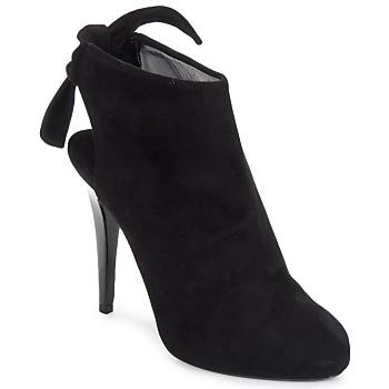 Pantofi Femei Botine Michael Kors 17124 Black