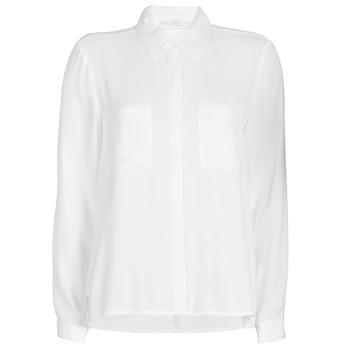 Îmbracaminte Femei Cămăși și Bluze See U Soon GARAGARE Alb