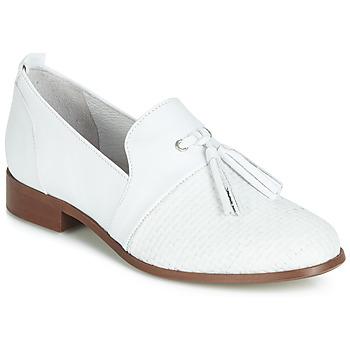 Pantofi Femei Pantofi Derby Regard REVA V1 TRES NAPPA BLANC Alb