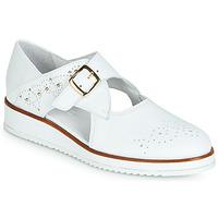 Pantofi Femei Pantofi Derby Regard RIXALO V1 NAPPA BLANC Alb