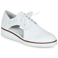 Pantofi Femei Pantofi Derby Regard RIXAMU V1 NAPPA BLANC Negru