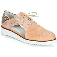 Pantofi Femei Pantofi Derby Regard RIXULO V1 VEL ROSE Roz