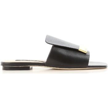 Pantofi Femei Șlapi Sergio Rossi A80380 MNAN07 1000 nero