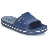 Pantofi Șlapi Crocs CROCBAND III SLIDE Bleumarin / Alb