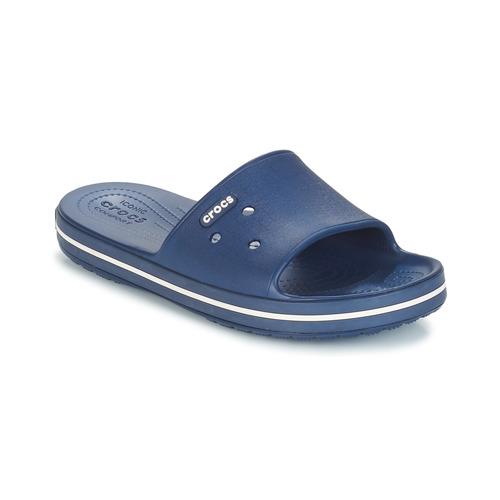 Pantofi Șlapi Crocs CROCBAND III SLIDE Albastru / Alb