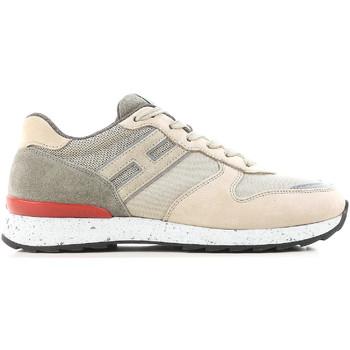 Pantofi Bărbați Pantofi sport Casual Hogan HXM2610R676IHY0PD5 beige