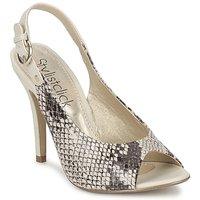 Pantofi Femei Sandale și Sandale cu talpă  joasă StylistClick RUTH Bej / Celadon