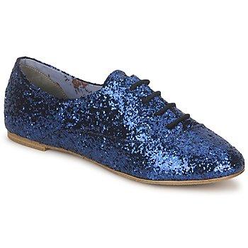 Pantofi Femei Pantofi Oxford StylistClick NATALIE Albastru