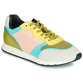 Încăltăminte Femei Pantofi sport Casual MTNG HANNA Roz / Galben / Turcoaz