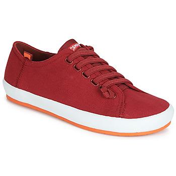 Încăltăminte Femei Pantofi Derby Camper PEU RAMBLA VULCANIZADO Roșu
