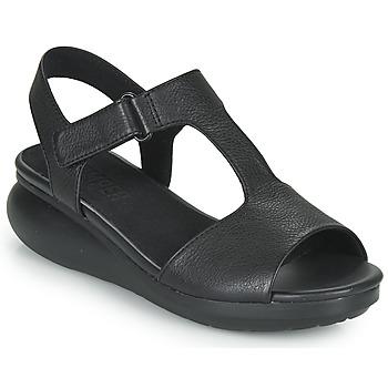 Pantofi Femei Sandale și Sandale cu talpă  joasă Camper BALLOON SALOME Negru