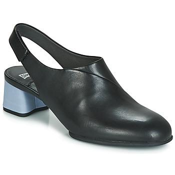 Încăltăminte Femei Pantofi cu toc Camper TWSS Negru