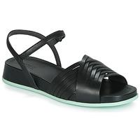 Pantofi Femei Sandale și Sandale cu talpă  joasă Camper ATONIK Negru