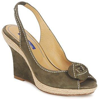 Pantofi Femei Sandale  Atelier Voisin ALIX Kaki