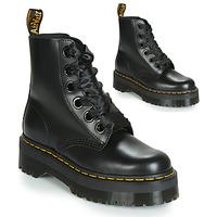 Pantofi Femei Ghete Dr Martens Molly Negru