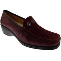 Pantofi Femei Mocasini Calzaturificio Loren LOK3992bo blu