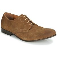 Pantofi Bărbați Pantofi Derby Hudson PIER Maro