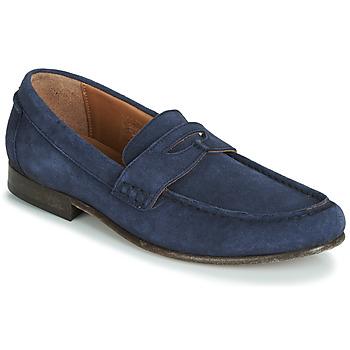 Pantofi Bărbați Mocasini Hudson SEINE Albastru