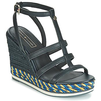 Pantofi Femei Sandale  Tommy Hilfiger VANCOUVER 7A Bleumarin
