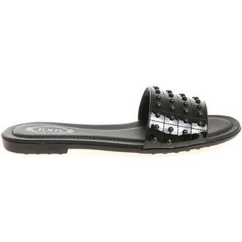 Pantofi Femei Papuci de vară Tod's XXW0OV0Y401OW0B999 nero