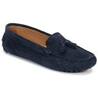Pantofi Femei Mocasini Casual Attitude JALAYALE Bleumarin