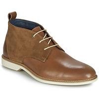 Pantofi Bărbați Ghete Casual Attitude JALAYAPE Maro