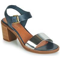 Pantofi Femei Sandale și Sandale cu talpă  joasă Casual Attitude JALAYEVE Albastru / Argintiu