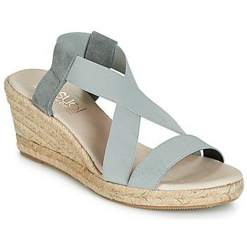 Pantofi Femei Sandale și Sandale cu talpă  joasă Casual Attitude JALAYEBE Gri