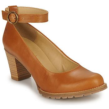 Pantofi Femei Pantofi cu toc Casual Attitude JALAYELE Camel