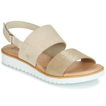 Pantofi Femei Sandale și Sandale cu talpă  joasă Casual Attitude JALAYEPE Bej / Iris