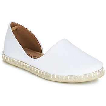 Pantofi Femei Espadrile Casual Attitude JALAYIVE Alb