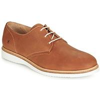 Pantofi Bărbați Pantofi Derby Casual Attitude JALAYIME Coniac