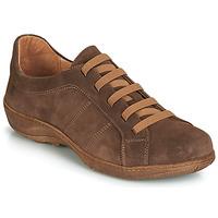 Pantofi Bărbați Pantofi Derby Casual Attitude JALIYAFE Maro