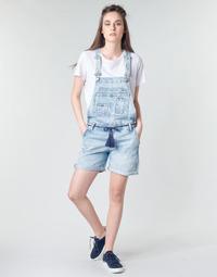Îmbracaminte Femei Jumpsuit și Salopete Pepe jeans ABBY Albastru
