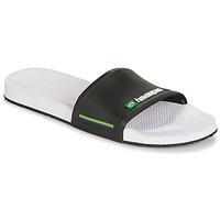 Pantofi Bărbați Șlapi Havaianas SLIDE BRASIL White:black