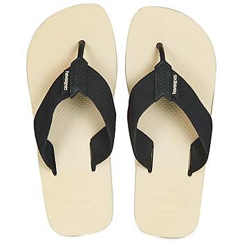 Pantofi Bărbați  Flip-Flops Havaianas URBAN BASIC Bej