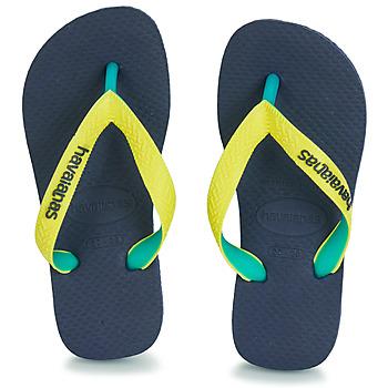 Pantofi  Flip-Flops Havaianas TOP MIX Galben