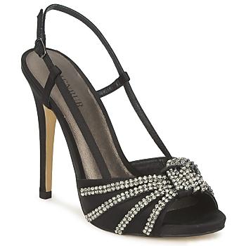 Pantofi Femei Sandale  Menbur ACER Negru