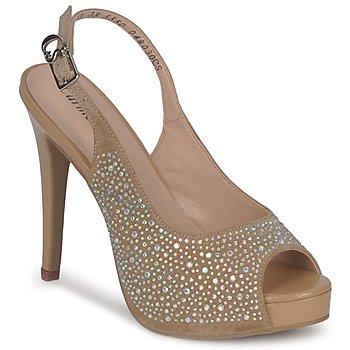 Pantofi Femei Sandale și Sandale cu talpă  joasă Carmen Steffens NIMEA Maro