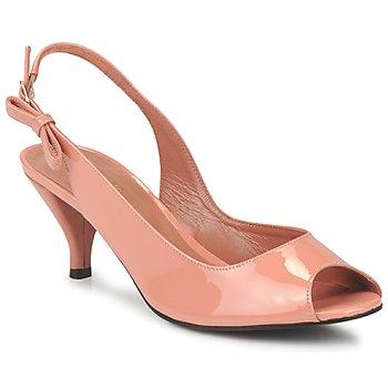 Pantofi Femei Sandale și Sandale cu talpă  joasă Robert Clergerie OROC Roz