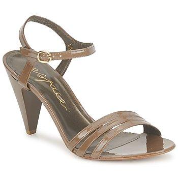 Pantofi Femei Sandale  Espace LASTY Bej-nisip