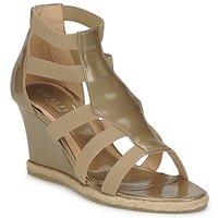 Pantofi Femei Sandale și Sandale cu talpă  joasă Amalfi by Rangoni LEMA Vernice / Taupe